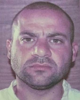 Fotografía del líder de Daesh, Abdul Rahman al-Mawli al-Salbi. Fuente: Daily Mail