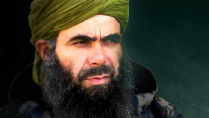 Figura 1. Abdelmalek Droukdel, también conocido como Abu Musab Abdel Wadoud.