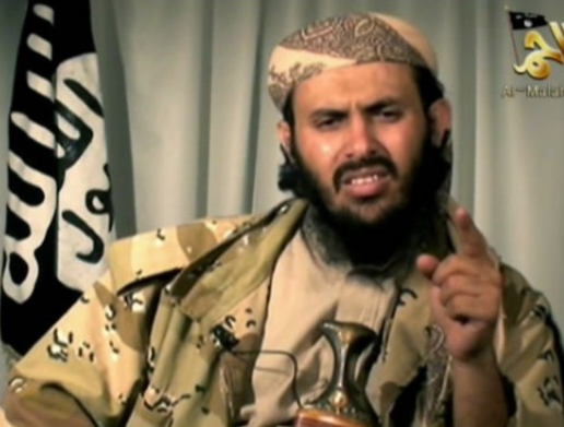 Imagen de Qassim al-Raimi, líder de Al Qaeda en la Península Arábiga (AQPA), quien fue abatido en enero de 2020.