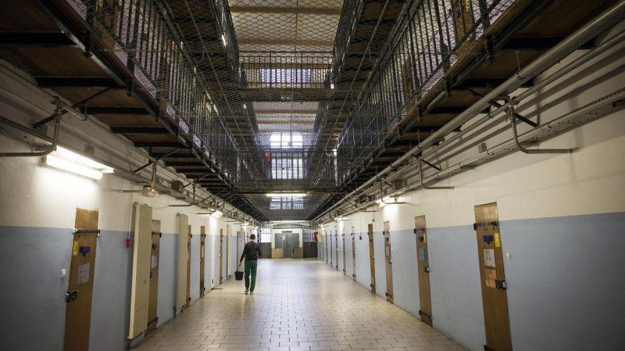 Imagen 6: Cárcel francesa. Fuente: AFP.